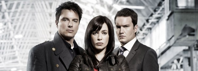 Torchwood: Jack, Ianto, and Gwen