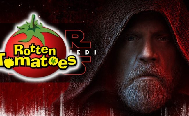 Star Wars The Last Jedi Rotten Tomatoes Score Revealed