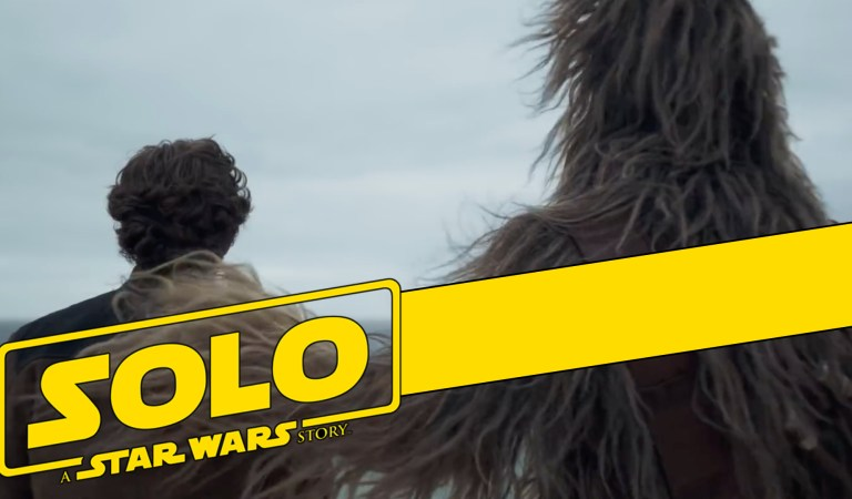 Lucasfilm Finally Releases First 'Solo: A Star Wars Story' Footage