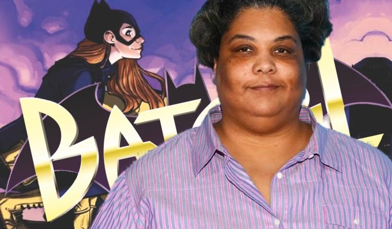 Roxane Gay Wants to Write 'Batgirl'