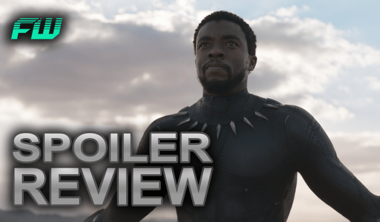 'Black Panther' Spoiler Review & Discussion