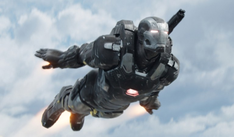 'War Machine' Movie Almost Happened After 'Iron Man 2'