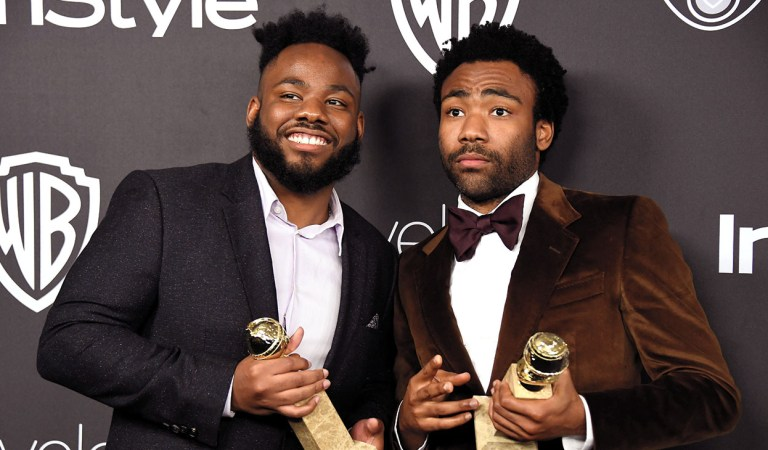 Why Donald & Stephen Glover Received Thank You's In 'Black Panther' Credits