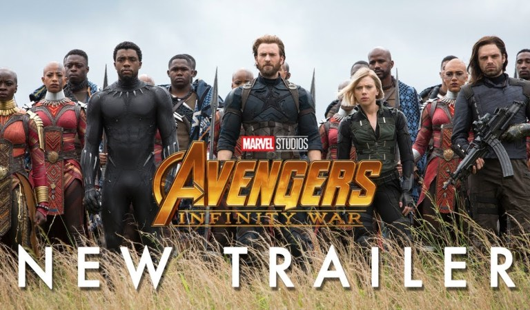 New Trailer for 'Avengers: Infinity War'; Tickets Available Now