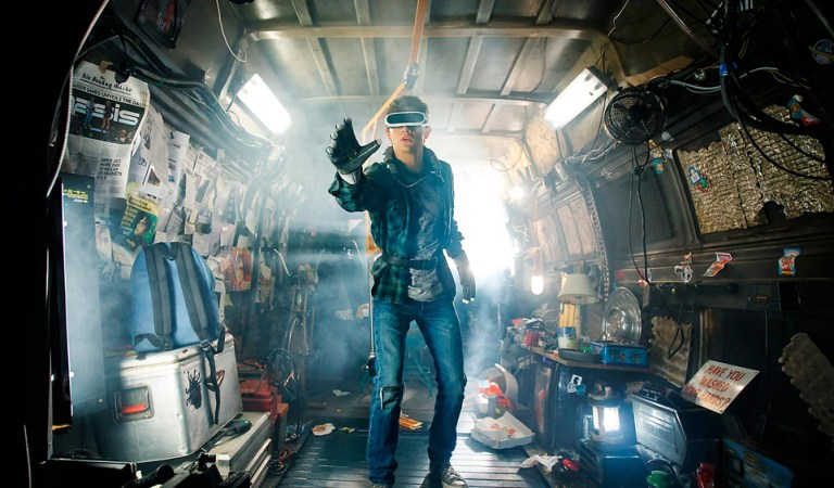 Get Ready For The Nostalgic Thrill Ride Of 'Ready Player One'