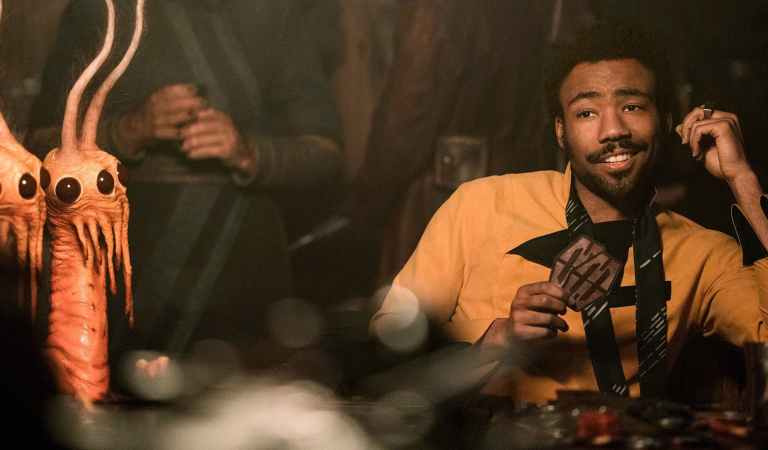 Donald Glover Talks Lando Spin Off