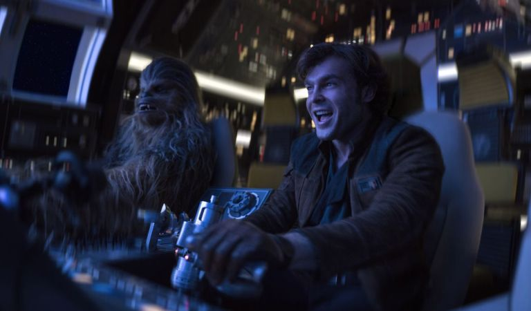 REVIEW: There's Plenty To Love And Hate In 'Solo: A Star Wars Story'