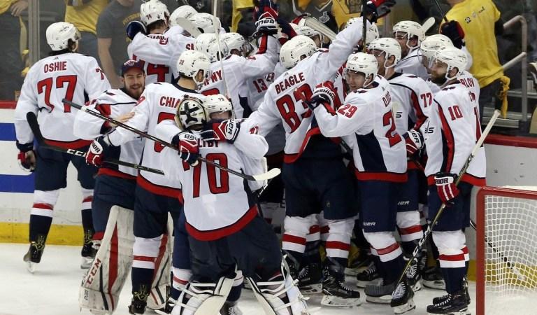 Capitals Finally Defeat Penguins – Capitals V.S Penguins Game 6 Recap