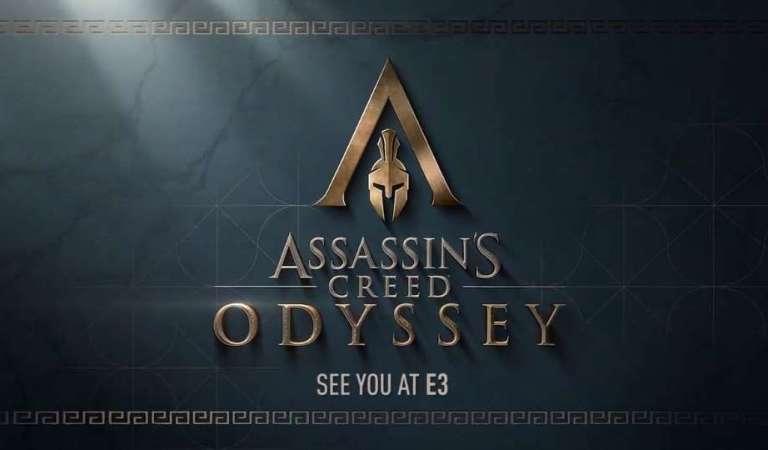 Ubisoft Unveils 'Assassin's Creed Odyssey'