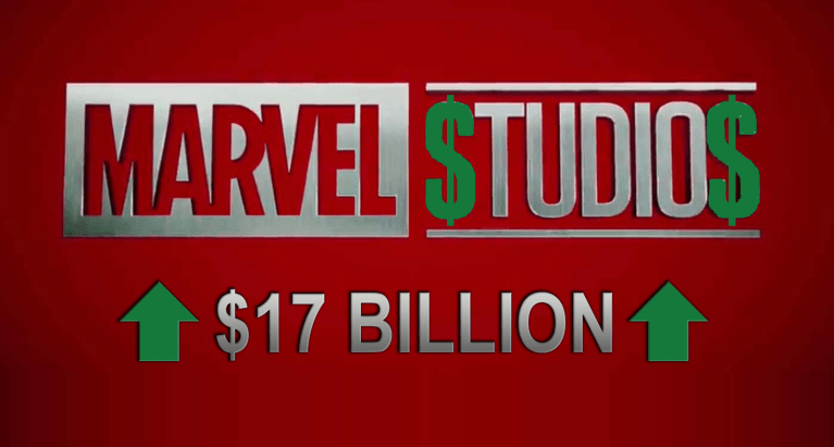 Marvel Cinematic Universe $17 Billion Box Office