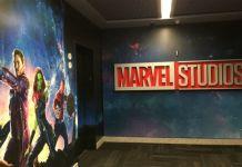 Marvel Studios Office