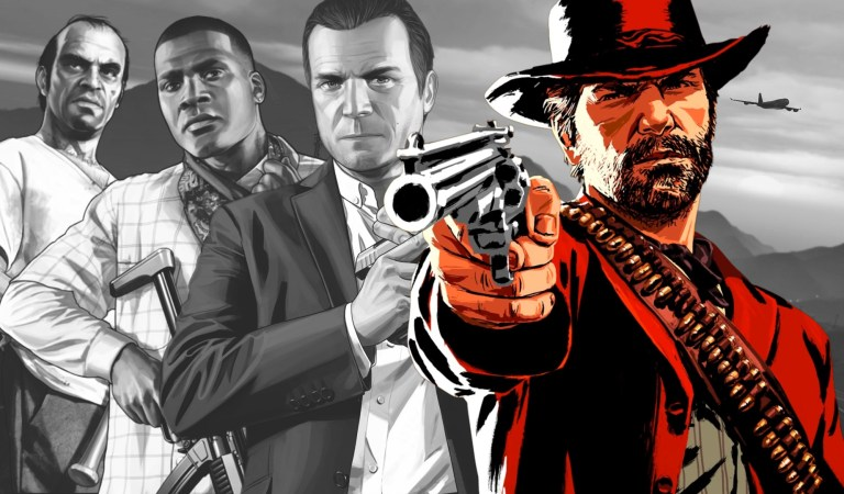 History Repeats Itself: Red Dead Redemption 2 and GTA 5 Connection