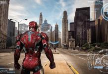 Fan Shares 'Iron Man' Game Concept Art