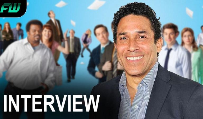 INTERVIEW: Oscar Nunez Talks 'The Office' & Career