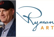 Marvel Studios President Kevin Feige will be honored by The Ryman Arts Board with the first Marty & Leah Sklar Creative Visionary Award.