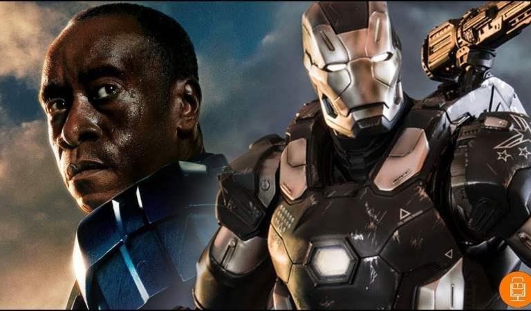 Don Cheadle Teases 'Avengers 4' Title