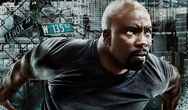 Mike Colter Talks 'Luke Cage' Cancellation
