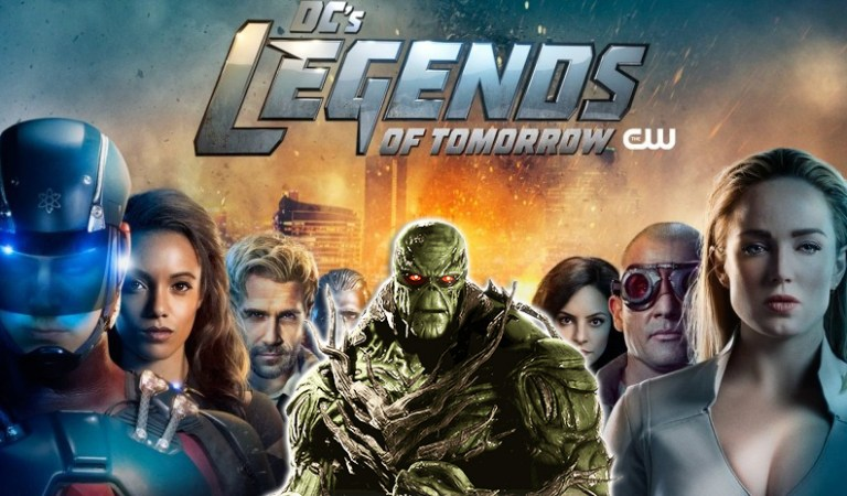'Legends Of Tomorrow' Trailer References Swamp Thing