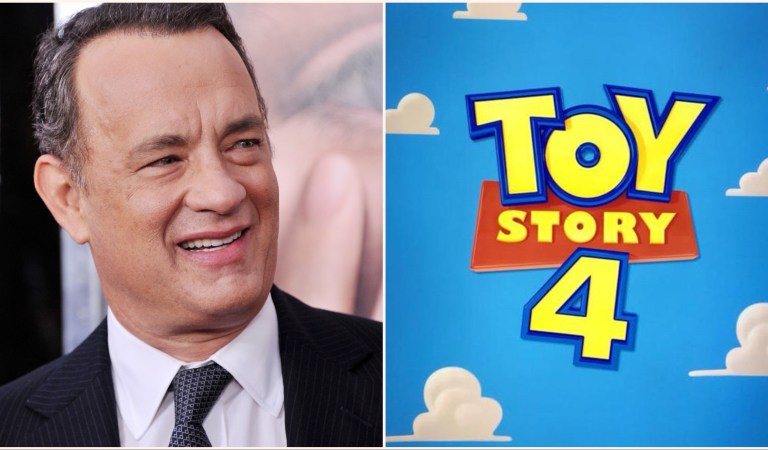 Tom Hanks Talks Emotional 'Toy Story 4' Ending