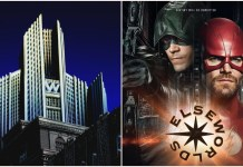 First Look At Gotham & Wayne Enterprises In 'Elseworlds'