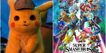 Detective Pikachu Cameos In 'Super Smash Bros. Ultimate'