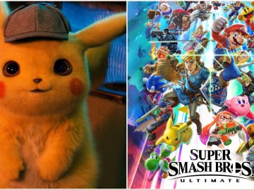 Detective Pikachu Cameos In 'Super Smash Bros. Ultimate'