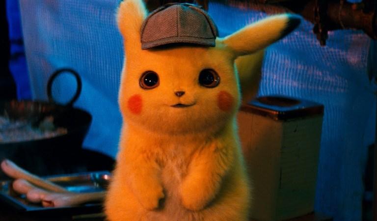 Ryan Reynolds' 'Detective Pikachu' Trailer Drops