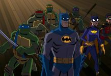 A Batman vs. Teenage Mutant Ninja Turtles movie has been announced. The Dark Knight and the Ninja Turtles will be teaming up for an epic crossover movie.