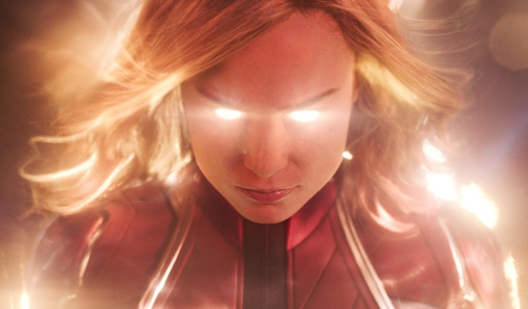 REVIEW: 'Captain Marvel' Is No Marvel, But A Solid Start
