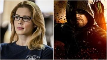 Emily Bett Rickards To Exit 'Arrow' Before Final Season