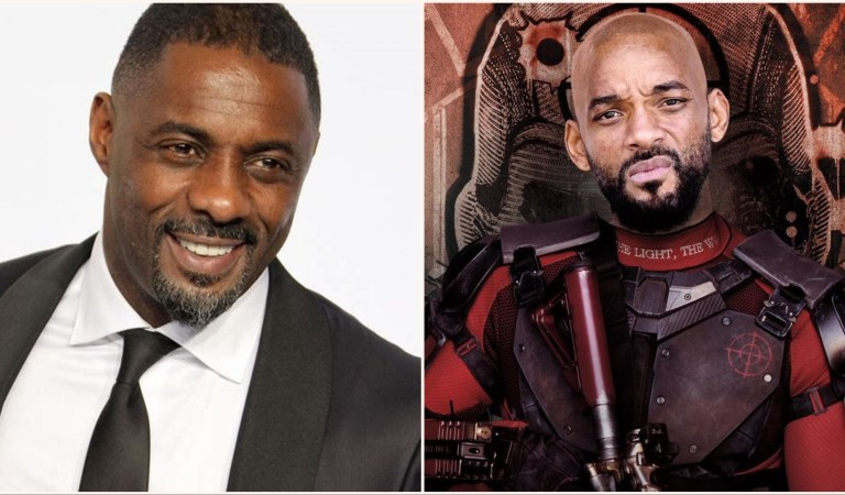 Idris Elba To Replace Will Smith In 'The Suicide Squad'