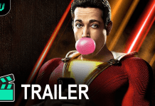 New 'Shazam' Trailer Soars With Jokes & Action