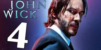 'John Wick 4' Release Date Announced