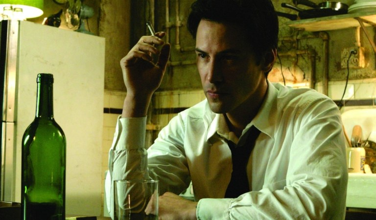Keanu Reeves Wants To Portray 'Constantine' Again