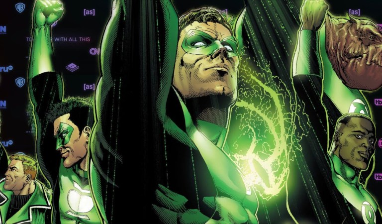 Live-Action Green Lantern Series Being Developed For HBO Max