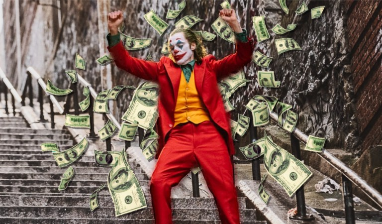 'Joker' On Its Way to Becoming the Highest Grossing R-Rated Film of All Time