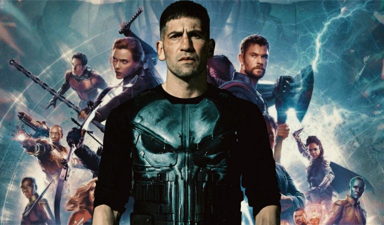 Jon Bernthal Wants to Join the MCU as The Punisher