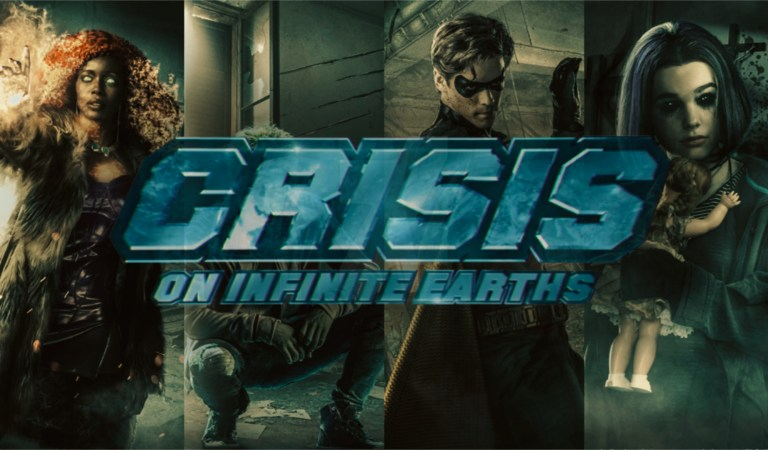 'Titans' Rumoured to Cameo in 'Crisis on Infinite Earths'