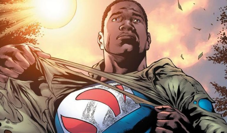 Michael B. Jordan Interested in Playing Superman