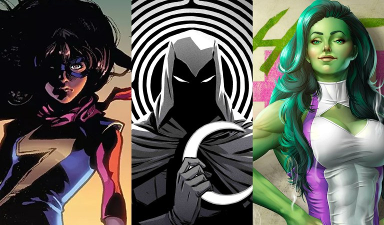 Moon Knight, She-Hulk and Ms. Marvel To Appear in MCU