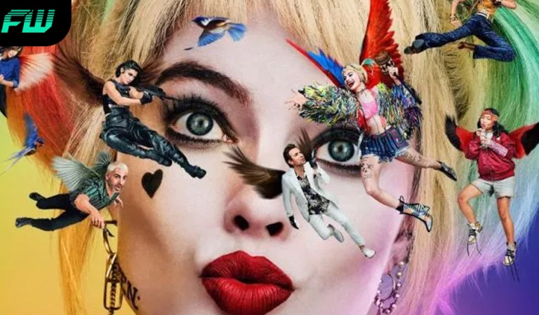First Look at 'Birds of Prey' Character Posters