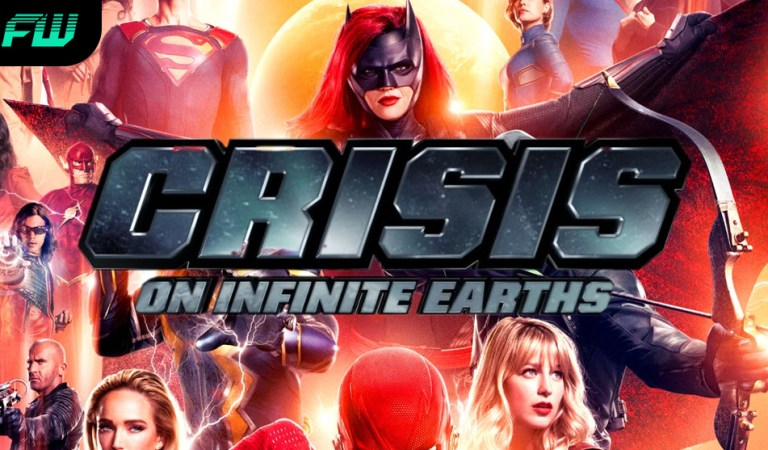 'Crisis on Infinite Earths' Won't Air in Full in the U.K.