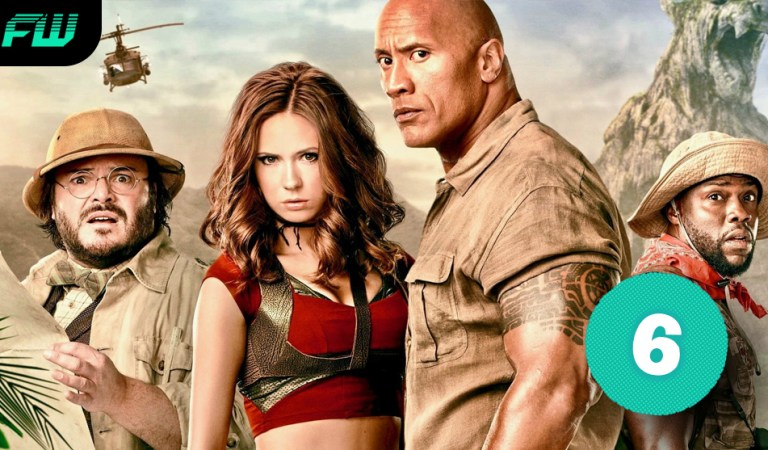 REVIEW: 'Jumanji: The Next Level' Never Levels Up The Franchise, And Maybe That's OK…?