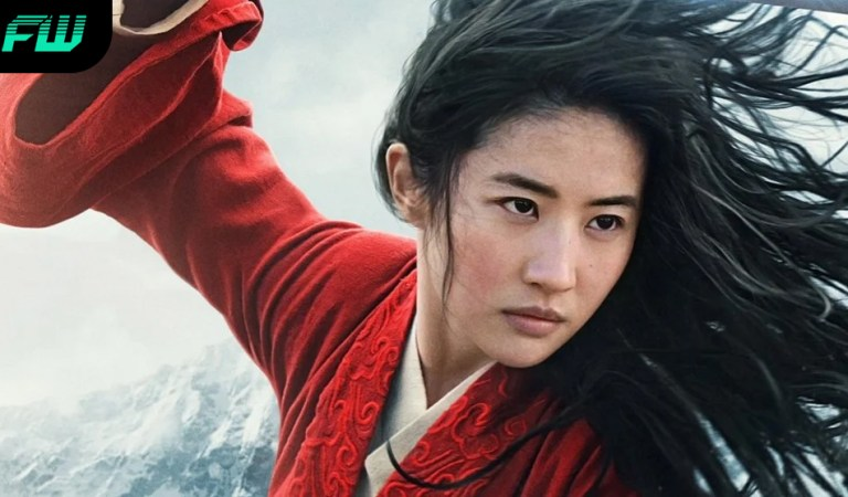 First Look at Disney's 'Mulan' Remake's Villain