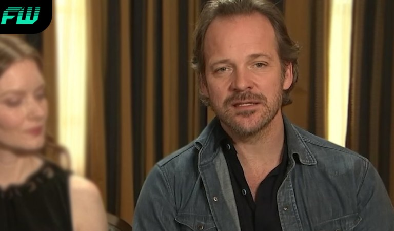 Peter Sarsgaard Cast in 'The Batman'