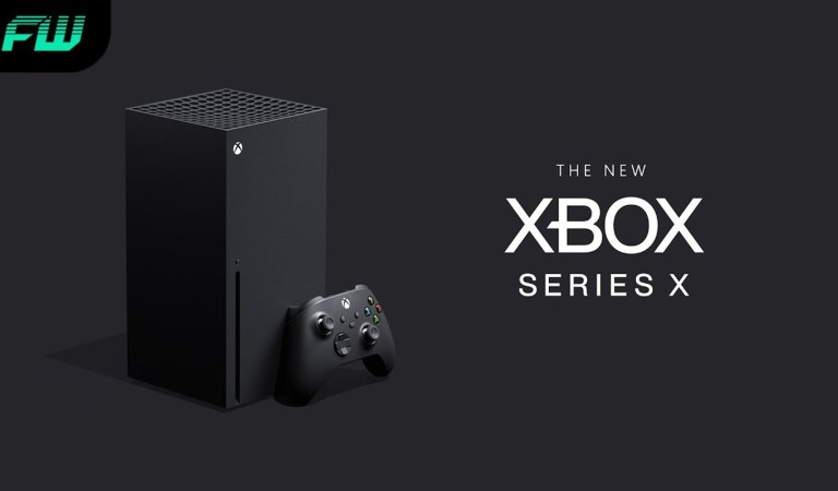 Microsoft's New Xbox Revealed at The Game Awards 2019