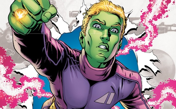 Supergirl's Brainy Gets a Comics-Accurate Transformation