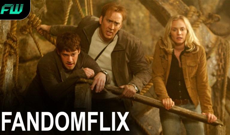 FandomFlix: Weekly Streaming Review – National Treasure