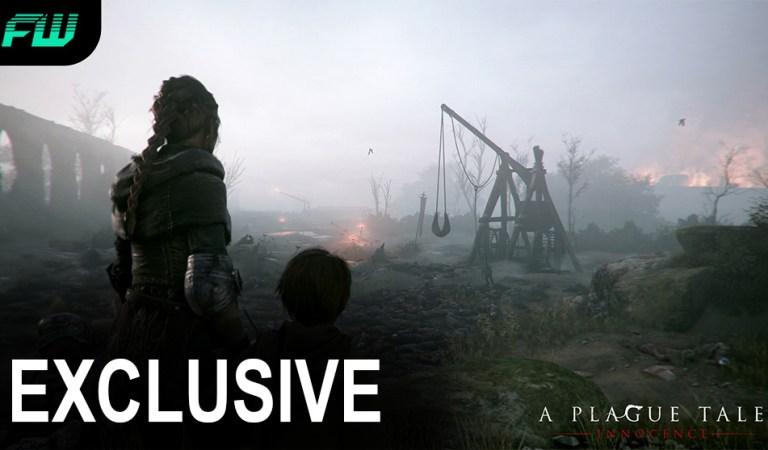 EXCLUSIVE: Interview With A Plague Tale Developers