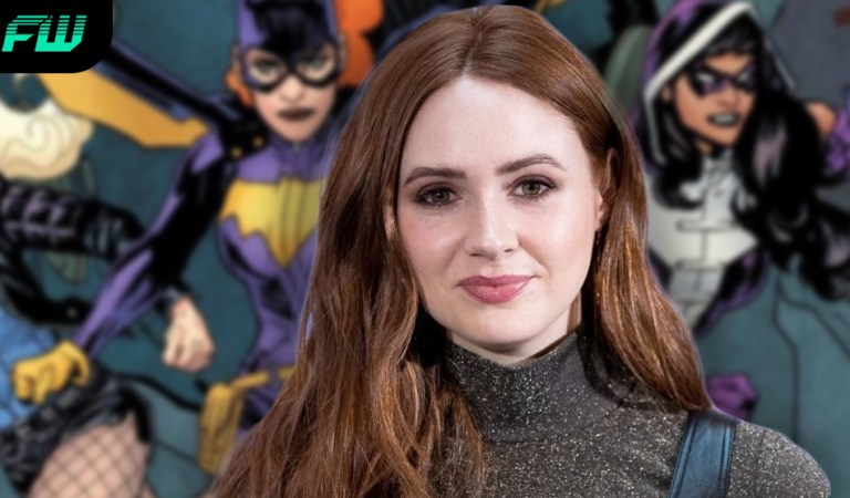 Karen Gillan Interested In Playing (And Directing) Batgirl